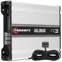 Módulo Taramps Hd1600 Digital Amplificador 1919w Rms Sedex