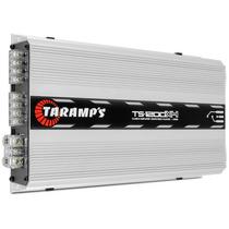Modulo Taramps Ts 1200x4 1200w Rms 4 Ch 2 Ohms Amplificador
