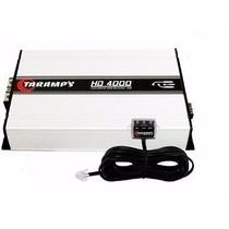 Taramps Hd 4000 Amplificador Potência Auto Som 4000w Rca