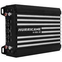 Modulo Amplificador Hurricane H 450.4d 450w 2 Ohms