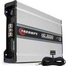 Módulo Amplificador Hd 3000 1 Ch 3598 Wrms 2 Ohms Taramps