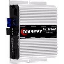 Modulo Taramps Tl600 170w Stereo 2 Canais 170w Frete Tl600