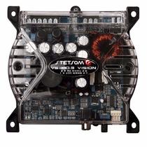 Módulo Amplificador Stetsom Vs380.3 Digital Vision Line 3ch