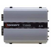 Modulo Amplificador Ptencia Taramps T500 Mono 500 Watts Rms