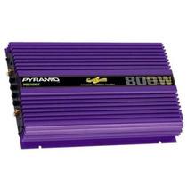 Módulo Amplificador Pyramid Pb-610gx 4, Ch 800w G/serie