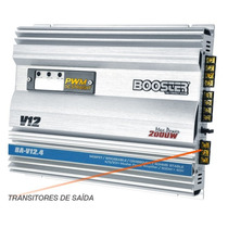 Modulo Amplificador Booster Ba - V12.4 Max Power 2000w