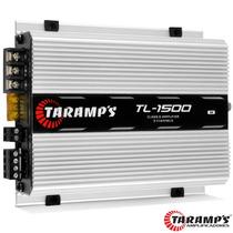 Módulo Taramps Tl-1500 3 Canais Mono Stereo Digital + Frete