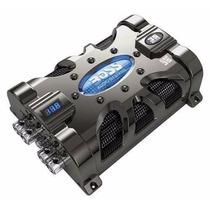 Mega Capacitor 35f Boss 35 Farad P/ Até 35.000 Watts Rms