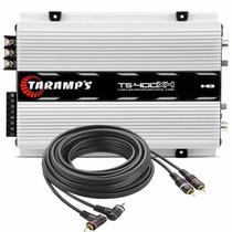 Taramps Ts 400x4 Amplificador Digital 400w Rms+sedex Grátis