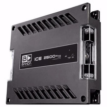 Módulo Banda Ice 2500w Rms Amplificador Digital Vx 1 Ohms