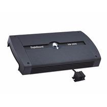 Módulo Amplificador Explosound 4 Canais Xm 3600 1400 W Rms