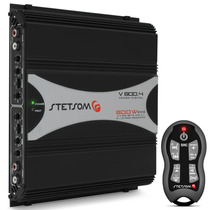 Modulo Stetsom V800 800w Rms 4ch Amplificador + Controle Sx1