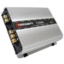 Modulo Taramps T 500 Digital 1 Canal 500w Rms 1 Ohm