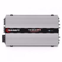 Modulo Taramps Ts-1200x4 1200w Rms 4 Ch Amplificador Compact