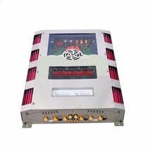 Modulo Amplificador Voyager 4200w 4 Canais 1600rms C/ Cooler