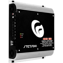Modulo Amplificador Stetsom 4k2 Eq + Antigo 3k7 + Adesivos