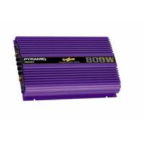 Modulo Potencia Amplificador Voz Pyramid Pb610sgx 800w