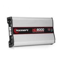 Modulo Taramps Hd8000 8000 Wrms Amplificador Lançamento