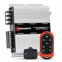 Modulo Amplificador Taramps Ts 250x4 250w + Controle Tlc3000