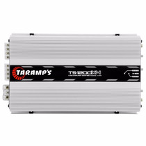 Modulo Amplificador Taramps Ts1200 X4 1200w Rms Digital