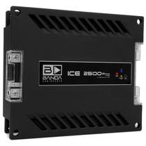 Modulo Banda Ice 2500 Amplificador 3200w Rms Em 14.4v 1 Ohms