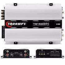 Modulo Taramps T 400 Digital 4 Canais 400w Rms Rca + Frete