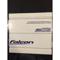 Kit Módulo De Potência Falcon E Autofalante Hertz