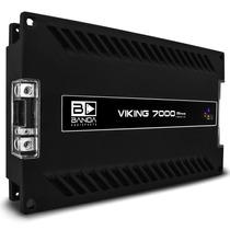 Modulo Amplificador Banda Viking 7000 Potencia 7000w Rms Som