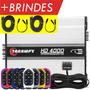 Controle Taramps Tlc + Modulo Hd 4000 Amplificador Hd4000