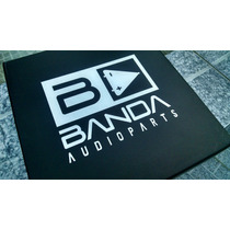 Modulo Banda Ice 1200w Rms 2 Ohms Potencia Amplificador Som