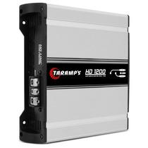 Módulo Amplificador Taramps Hd1200 1200w Rms 1 Canal 2 Ohms