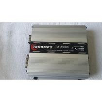 Potencia Taramp S 800d - 2 Meses De Uso