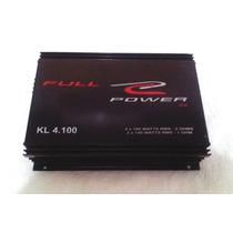 Módulo Amplificador Full Power Kl 4.100 (1440 Watts) - Usado