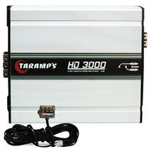 Módulo Amplificador Taramps Hd 3000 3598w Rms - 1 Ohm