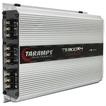 Modulo Amplificador Taramps Ts-800 X4 800w Rms Rca + Frete