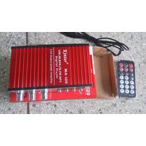 Mini Modulo Amplificador Kinter Ma-120 2ch