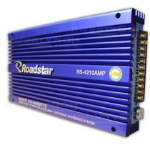Modulo Roadstar Rs4210 840 Watts 4 Canais