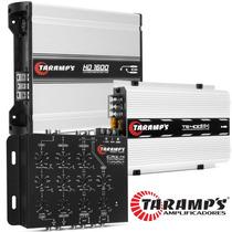 Módulo Amplificador Taramps Hd1600 1600w Rms+módulo Taramps