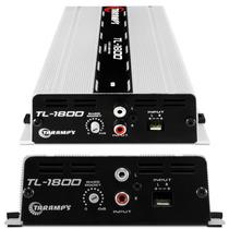 Modulo Amplificador Taramps Tl 1800 3 Canais Frete Grátis