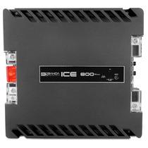Modulo Amplificador Banda Vx Ice 800 1 Canal 800w Rms+ Frete