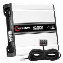 Amplificador Taramps Hd 2500 Digital 2500w Rms+ Frete Grátis