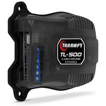 Modulo Taramps Tl500 100w 2 Canais Tl-500 P/ Som Original