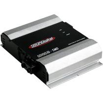 Módulo Amplificador Soundigital 700w Brinde Adesivo + Cabo.