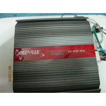 Modulo Amplificador Aquarius Sb-900 90w Rms Subwoofer