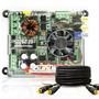 Módulo Amplificador Soundigital Sd250.2d Brinde Adesivo+cabo