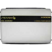 Amplificador Stetsom Cl1000 4 Canais - Pronta Entrega
