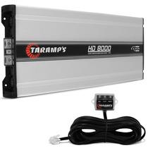 Modulo Amplificador Taramps Hd 8000 Hd8000 1 Ohm 8000w Rms