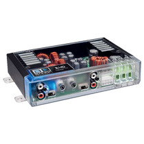 Modulo Amplificador Banda 2.4d Digital Acrílico 400w Rms