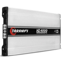 Modulo Amplificador Taramps Hd4000 Digital 4000w Rms + Frete