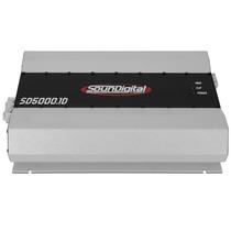 Modulo Potencia Soundigital Sd5000 Digital 1 Ou 2 Ohms 5000w